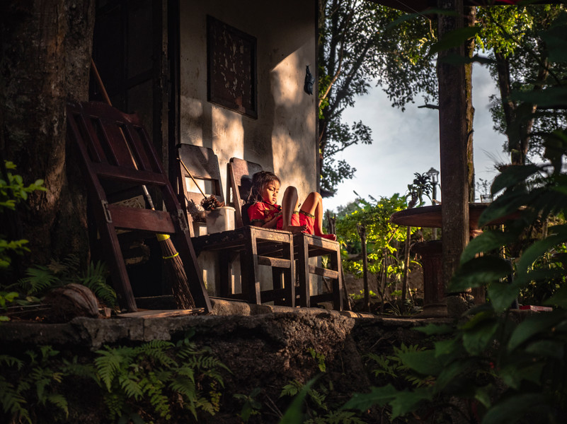 Bali, Indonesia, 2018.