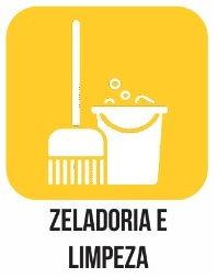 Serviços de zeladoria e limpeza
