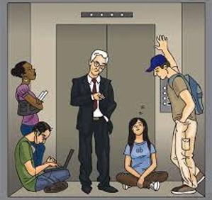 Resgate em elevadores