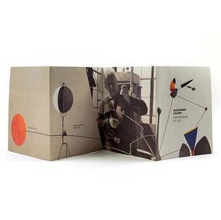 Graphic Design: Museum Brochure