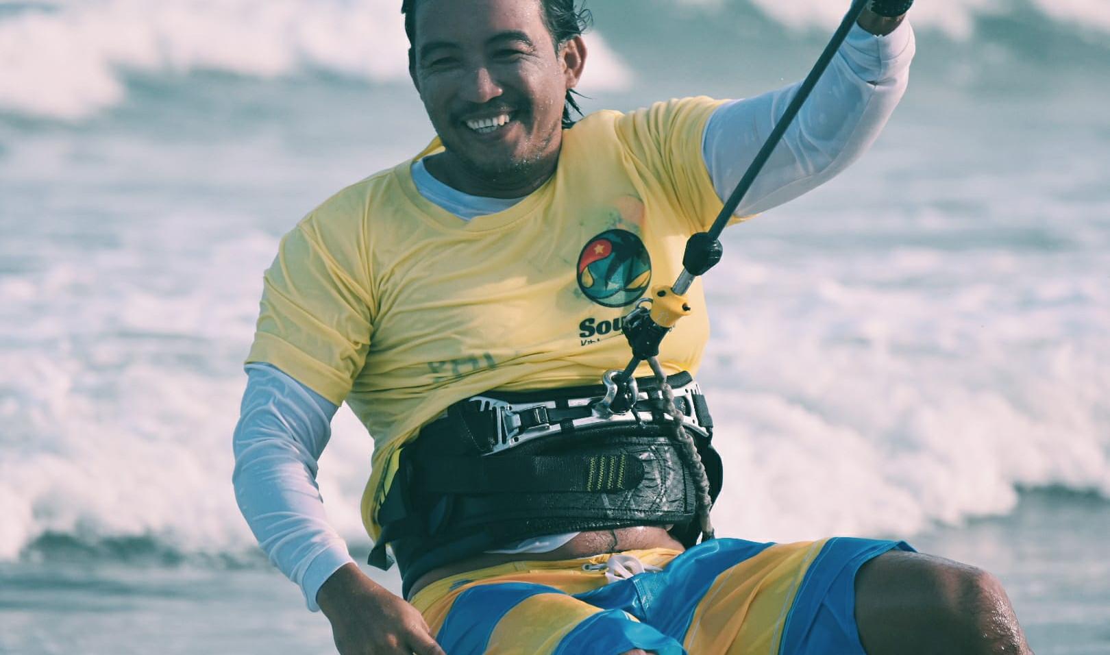 kitesurf vietnam