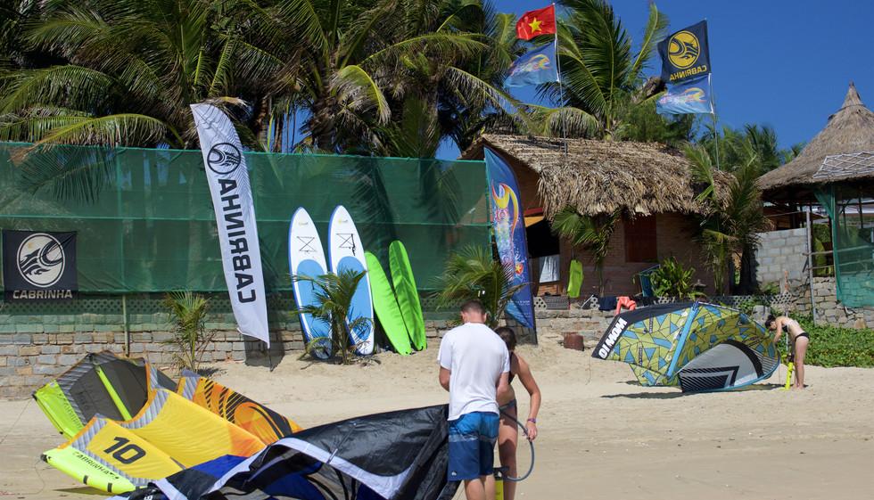Source Kiteboarding and lodge