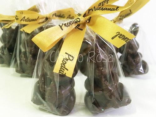 Sabonete Coelhos de Páscoa de Chocolate