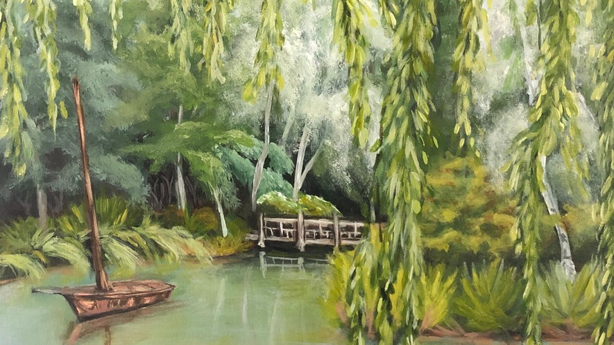 The Lake and the Willows