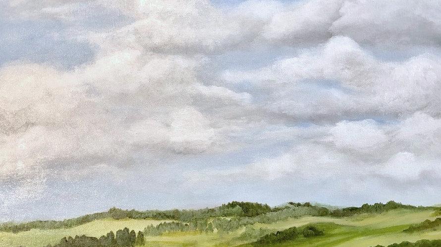 Highlands Countryside II