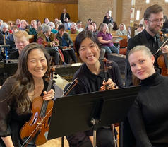 Stars of the Bremerton WestSound Symphony