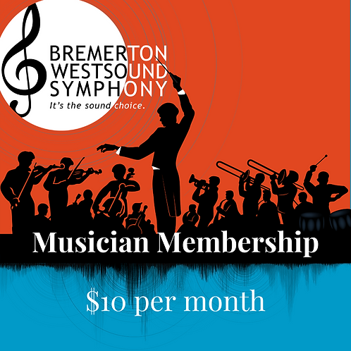 Symphony Musician Membership