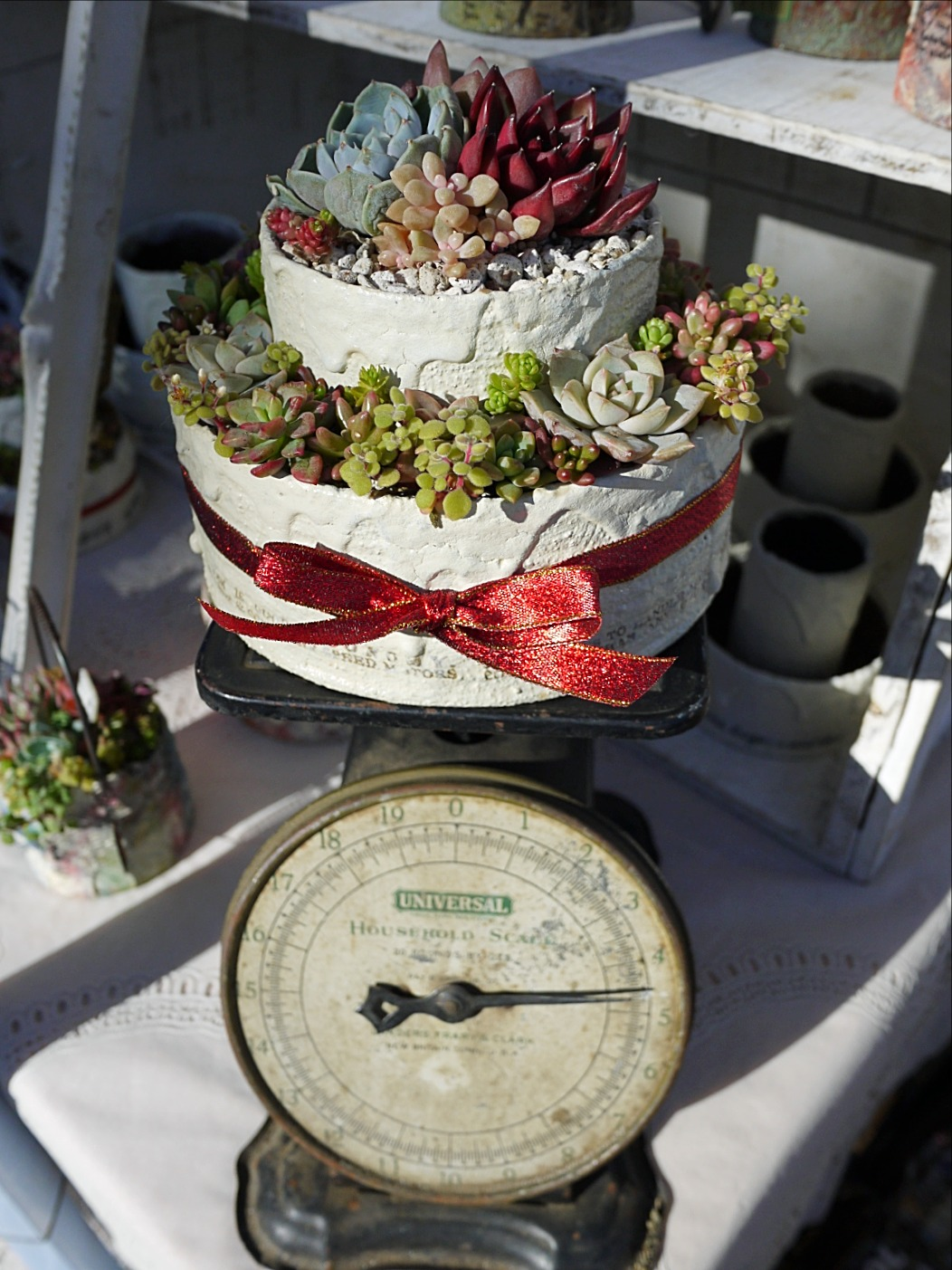 2段CAKE CAN8 L