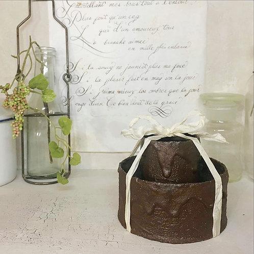 2段 CHOCOLATE CAKE CAN8(S~L)