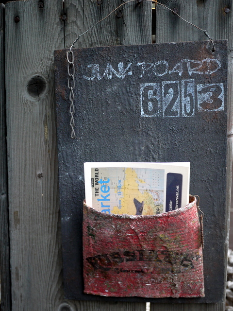 JUNK#BOARD CAN8