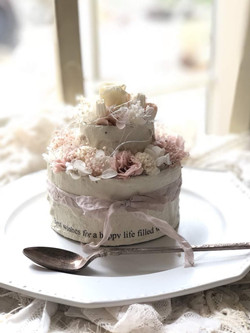 CAKE CAN8#ARRANGEMENT