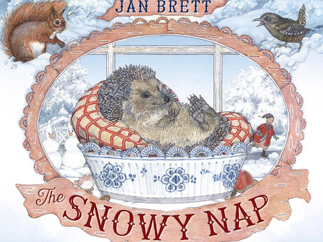 The Snowy Nap: Book Review