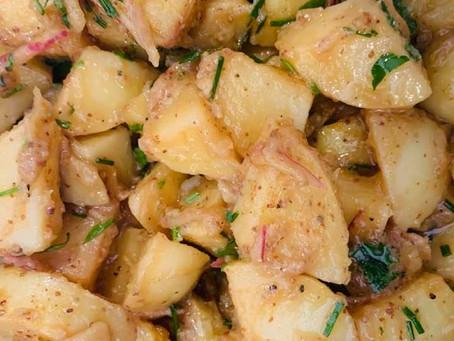 My Maternal Family's Potato Salad