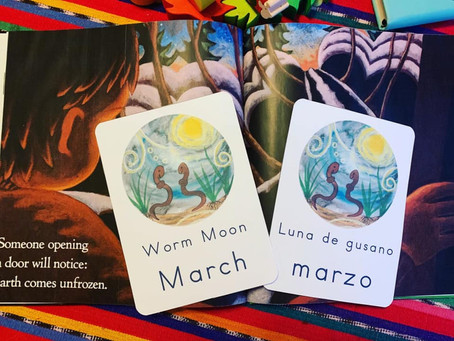Worm Moon: March