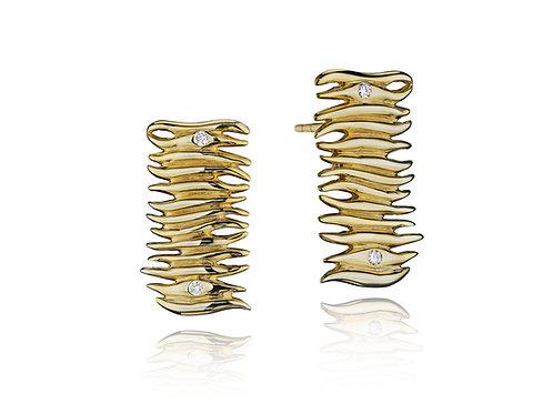 Tiruwork Stud Earrings