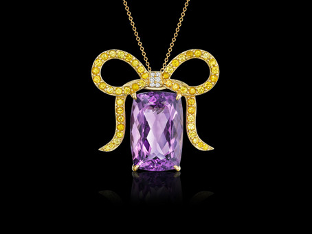 Let's just say February's birthstone Amethyst has a storied past ...