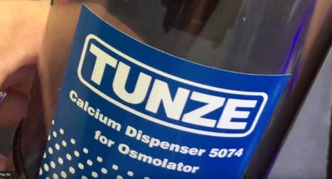 Tunze Calcium Dispenser 5074 - extend the ATO Kalk Pump life - how to setup a saltwater aquarium