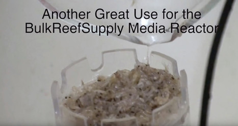 Rinse your frozen food with the BRS Media Reactor