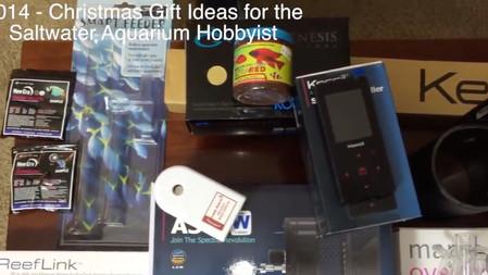 2014 Gift Ideas - ReefKeeping Video by AmericanReef