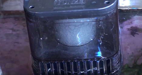 Power Outage Skimmer - Adding a Tunze 9004 Skimmer to an Existing Sump