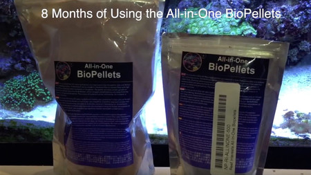 All-In-One BioPellets - 8 Months
