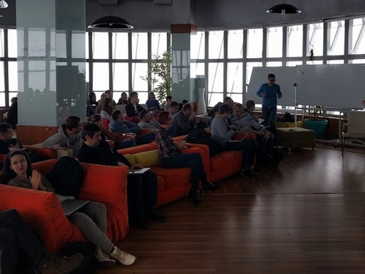 Звіт з Test UA Startups #7