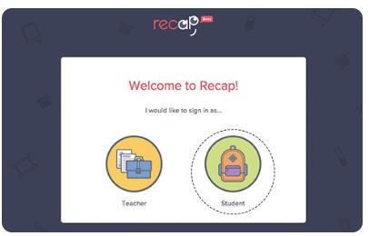 Новий формат навчання від Recap