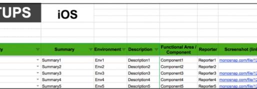 Как использовать Template Bug Report на тестатоне