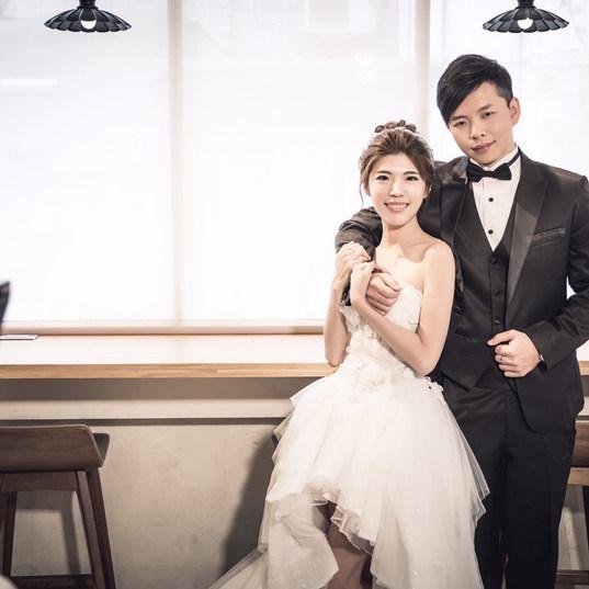 澳氏咖啡適合婚紗拍攝