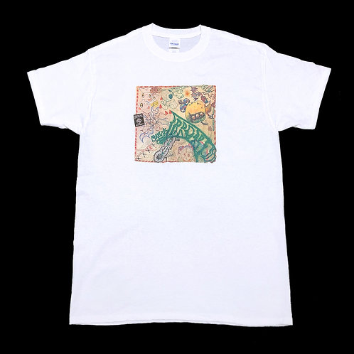 Break Off Art Book Fair Tokyo Edition Original T shirts