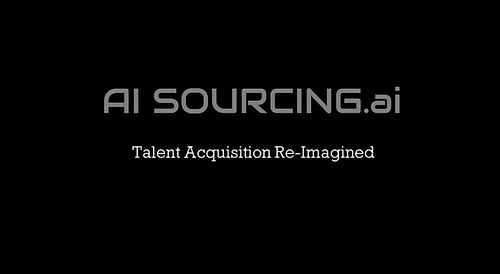 Ai Sourcing Overview