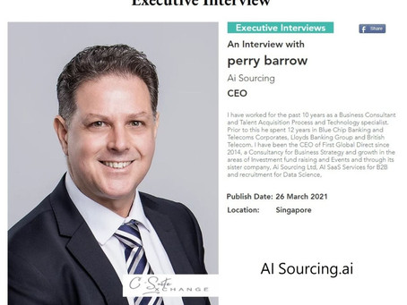 Executive Interview with Perry Barrow