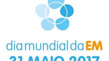 A VIDA COM ESCLEROSE MÚLTIPLA - #LifewithMS - Dia Mundial da Esclerose Múltipla 2017