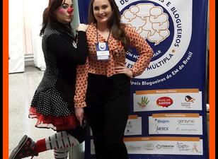 EU SOU O OUTRO - 2º Encontro de Pacientes e Blogueiros de Esclerose Múltipla