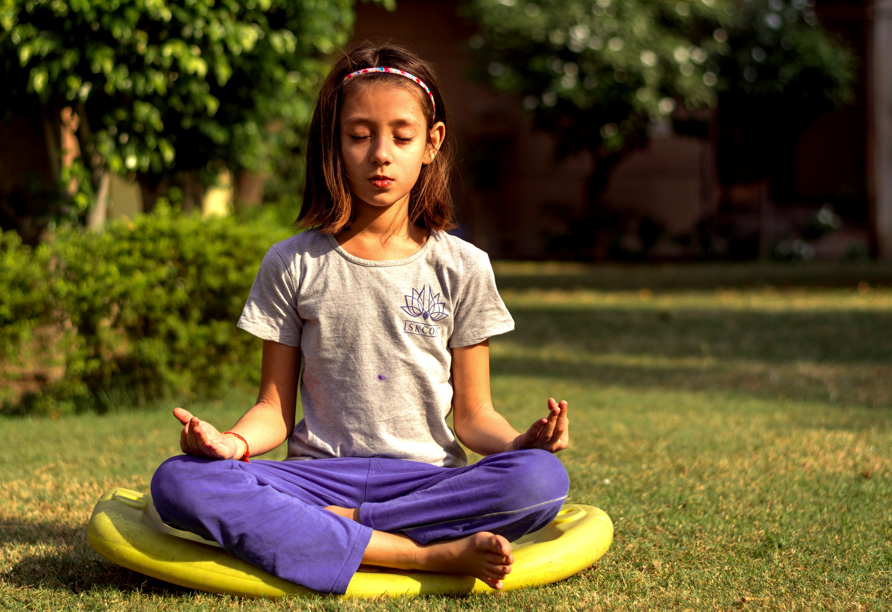 Kids Yoga ~ One-One & Groups of Two