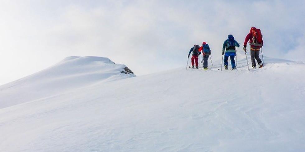 Ski Touring and Yoga Retreat
