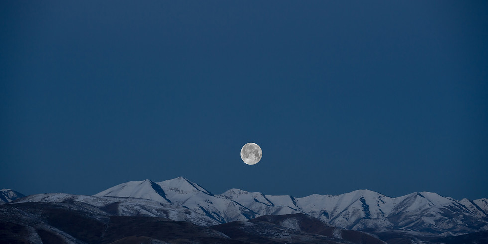 Full Moon Magic ~ Yoga & Sound Bath