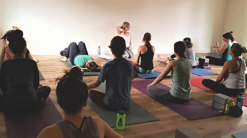 Essential Yoga Studio Sanctuary