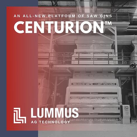 Lummus Centurion Saw Gin