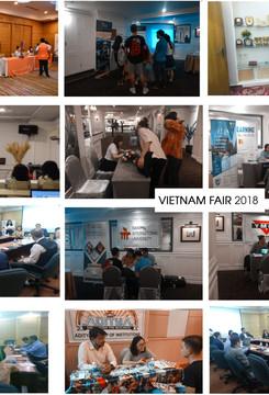 Education Fair- Hanoi, Vietnam (Sept 2018)