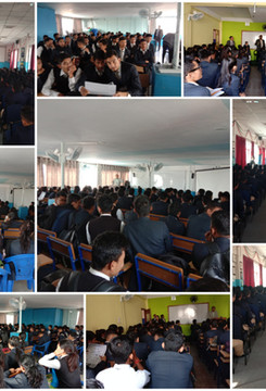 School Connect,Kathmandu, Nepal (Nov 2018)