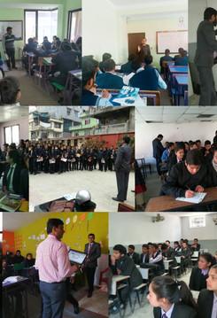 School Connect- Kathmandu, (Nepal 2018)