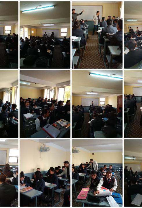 School Connect-Kathmandu, Nepal (Feb 2019)