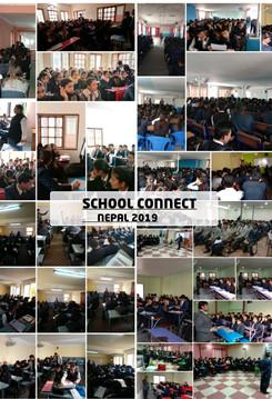 School Connect- Kathmandu, Nepal (Nov 2019)