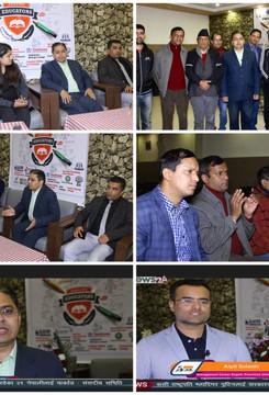 Press Conference- Kathmandu, Nepal(Nov 2019)
