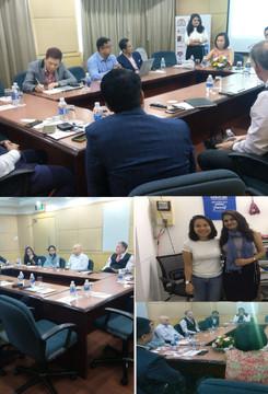 Principal Meet- HCM & Hanoi, Vietnam (Sept 2018)