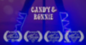 Candy & Ronnie short film sweeps the film festival circut with multiple Best Actress and Best Actor wins for Mair Mulroney and Tyler Tackett.