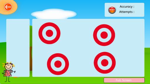Target clicker
