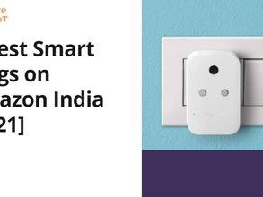 5-Best Smart Plugs on Amazon India [2021]