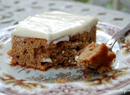 Applesauce Cake Day is June 6th